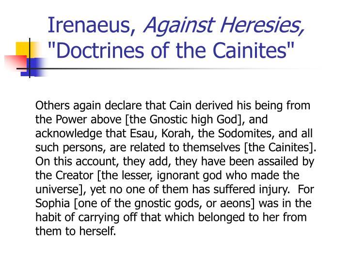Irenaeus,