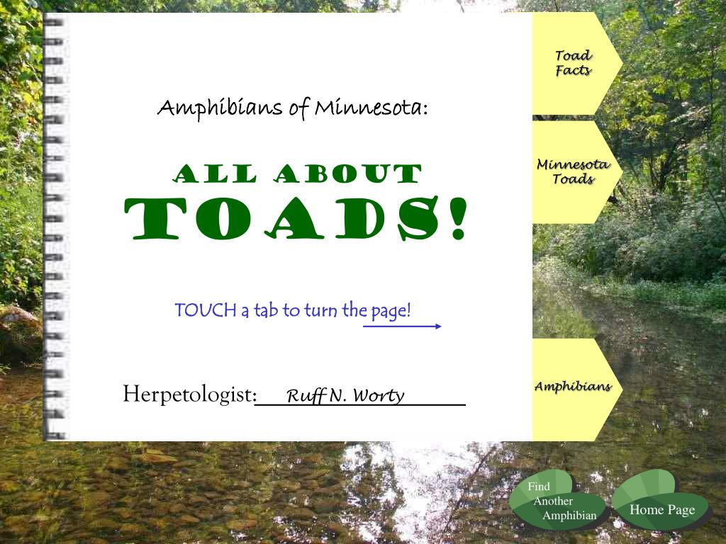 Herpetologist: