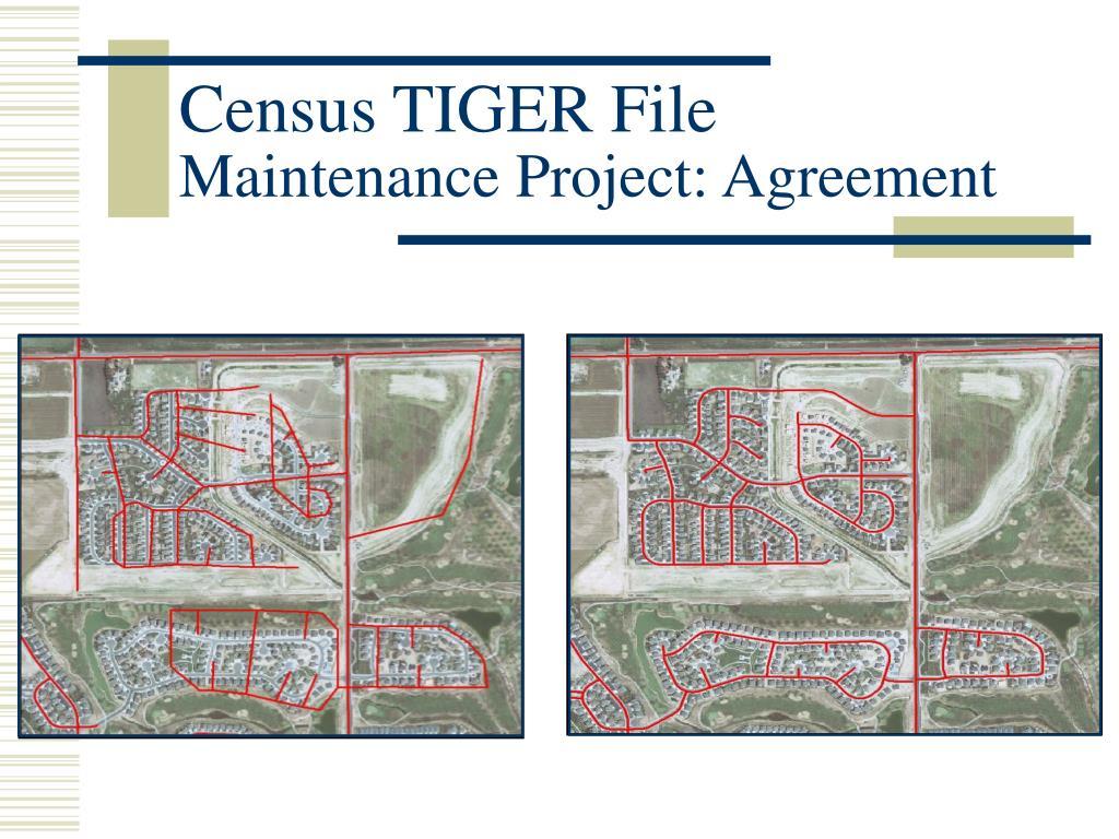Census TIGER File