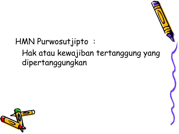 HMN Purwosutjipto  :