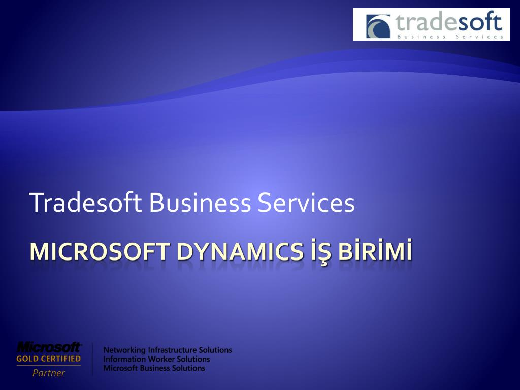 Tradesoft Business Services