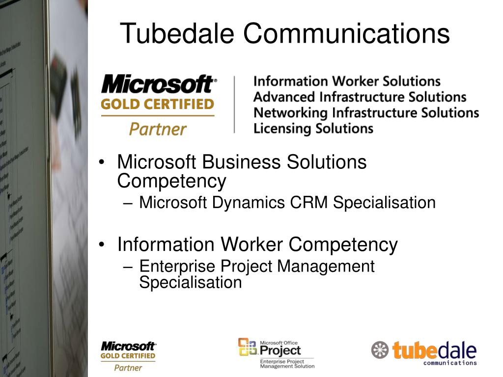 Tubedale Communications