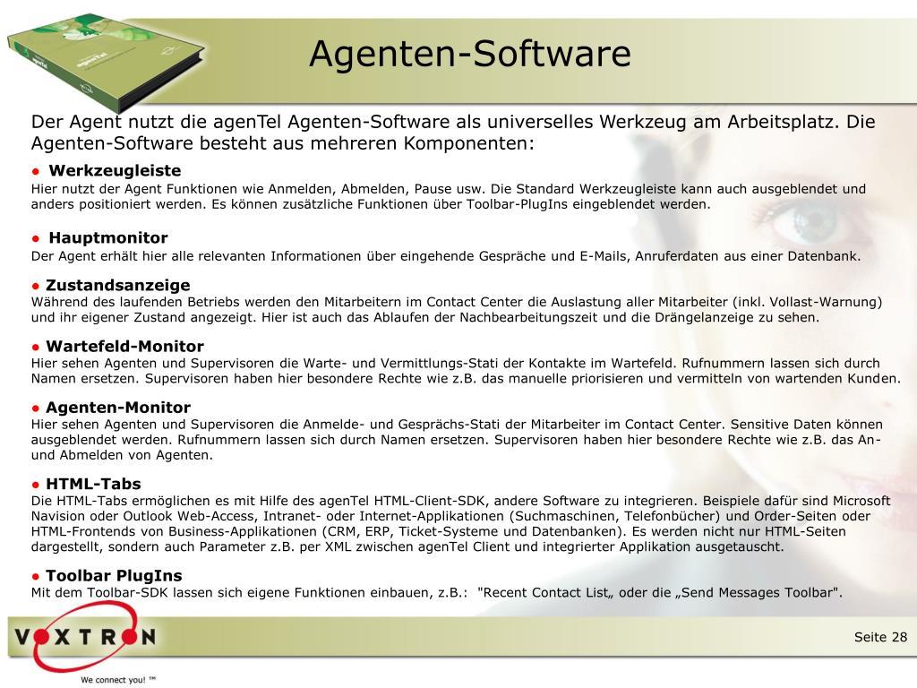 Agenten-Software