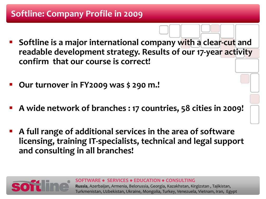 Softline: Company Profile in