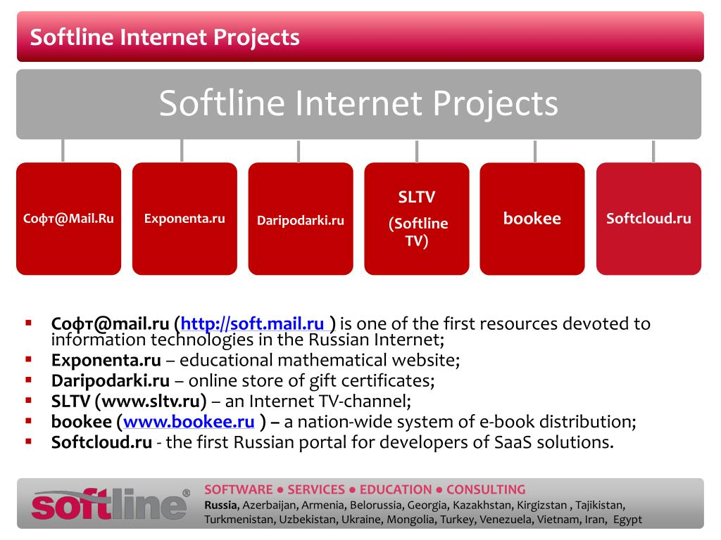 Softline Internet Projects