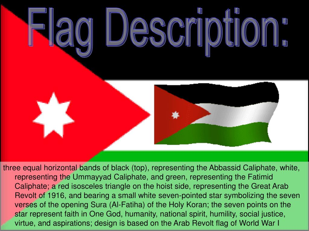 Flag Description: