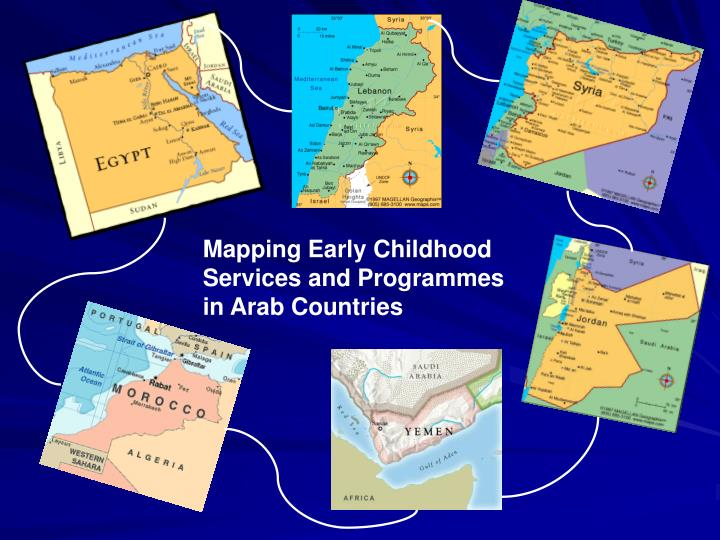 Mapping Early Childhood Services and Programmes in Arab Countries