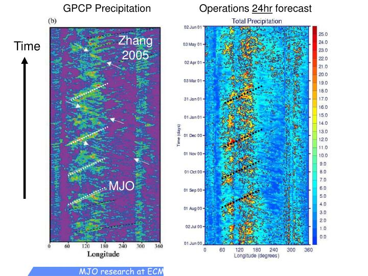 GPCP Precipitation