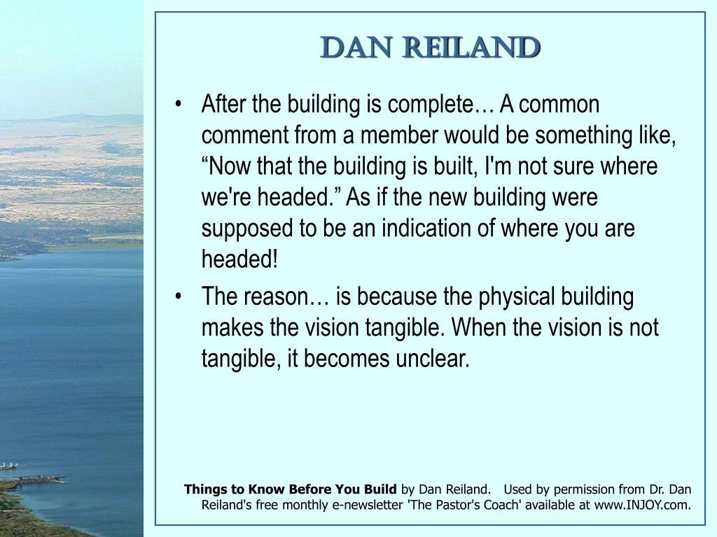 Dan Reiland