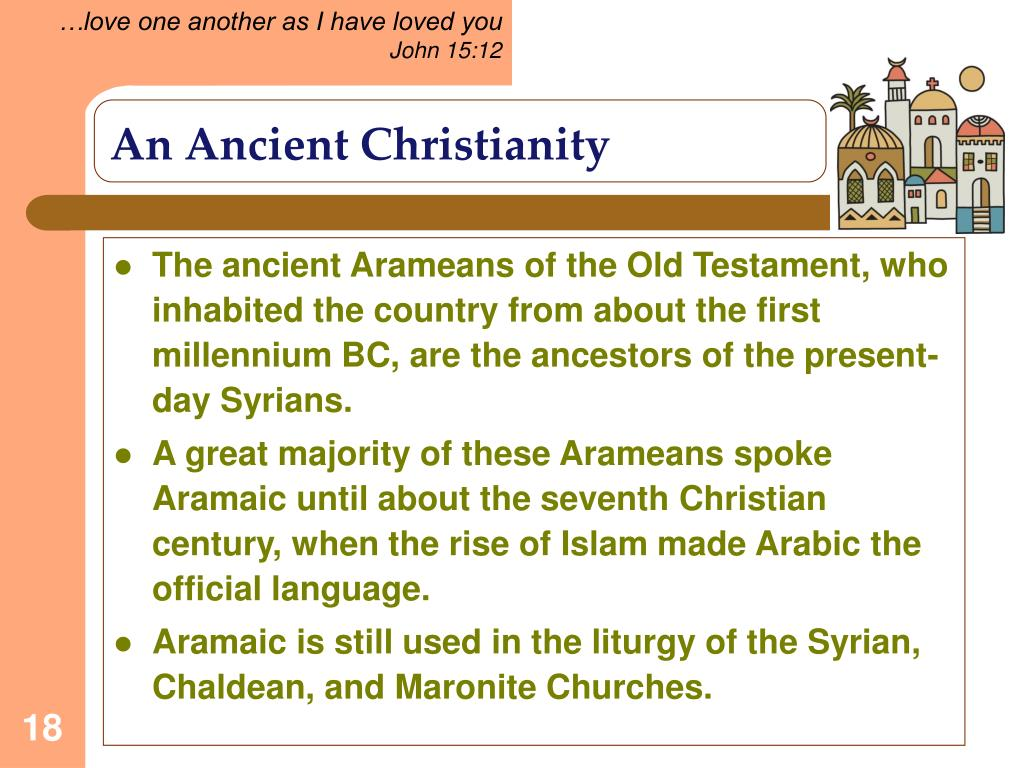 An Ancient Christianity
