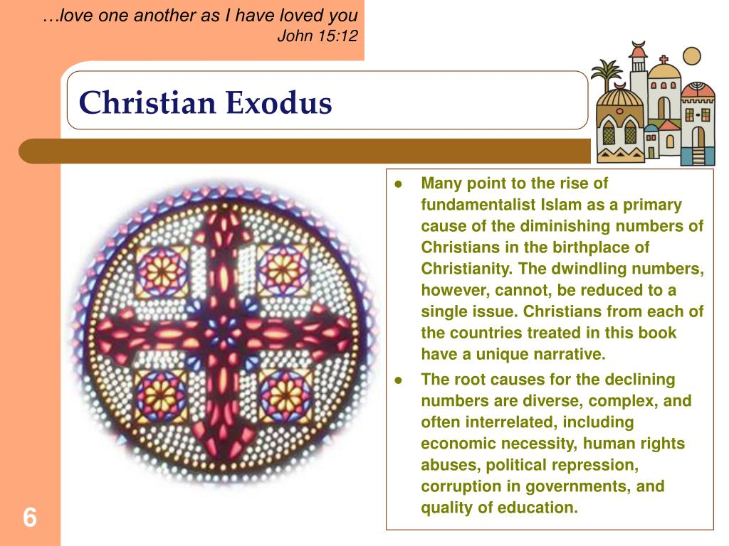 Christian Exodus