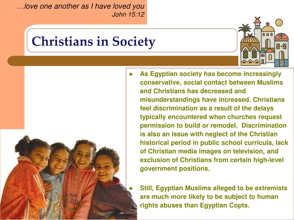 Christians in Society
