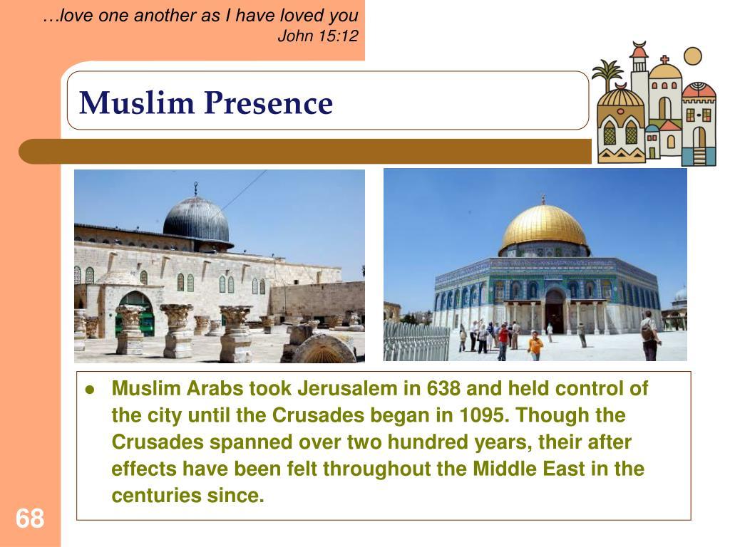 Muslim Presence