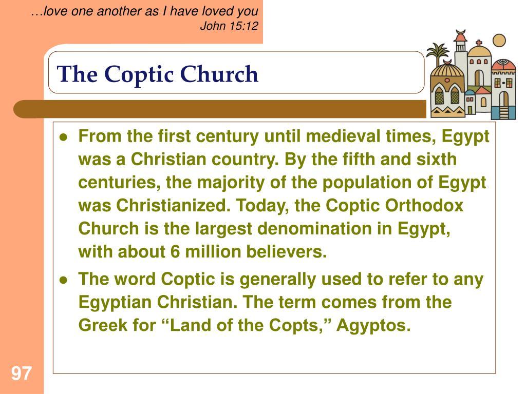 The Coptic Church