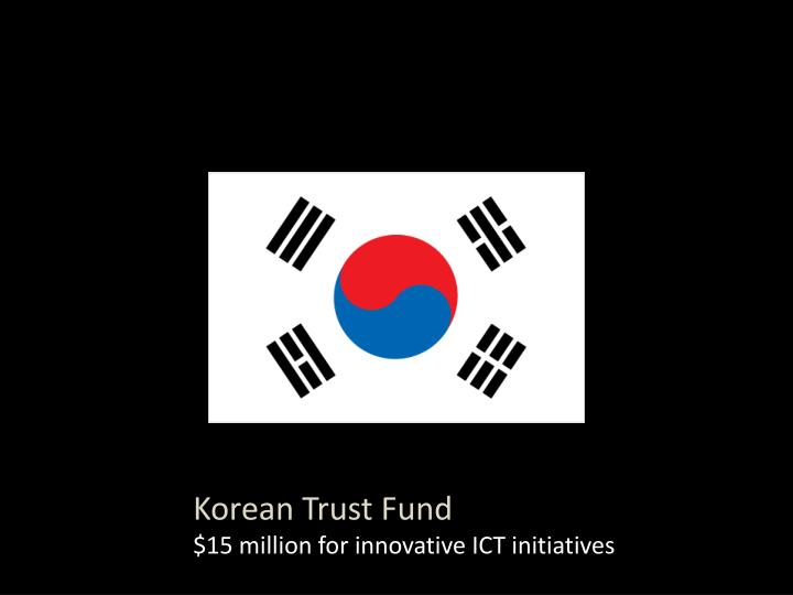 Korean Trust Fund