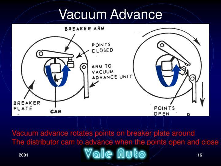 Vacuum Advance