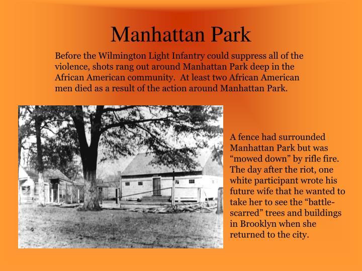 Manhattan Park