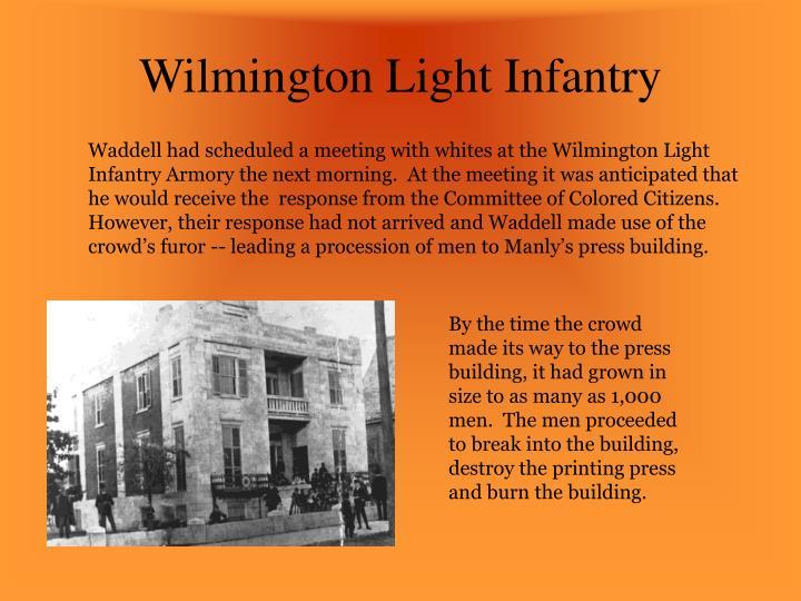 Wilmington Light Infantry