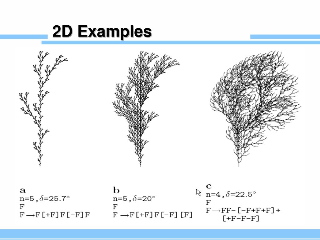 2D Examples