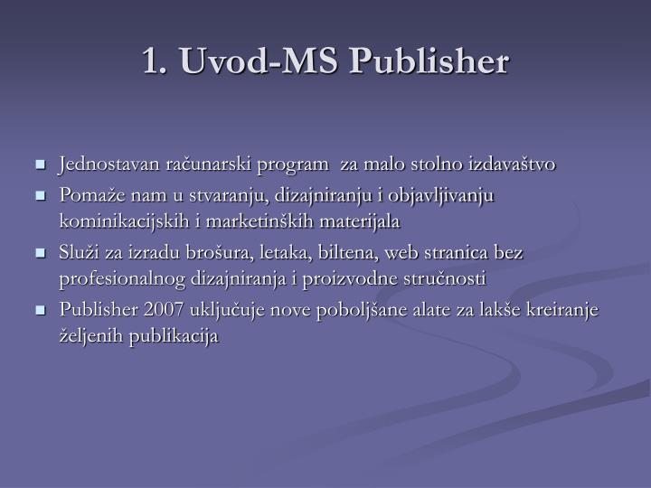1 uvod ms publisher