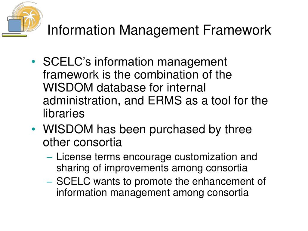 Information Management Framework