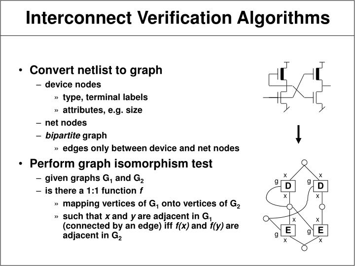 Convert netlist to graph