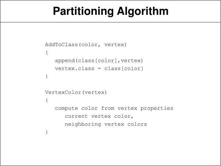 AddToClass(color, vertex)
