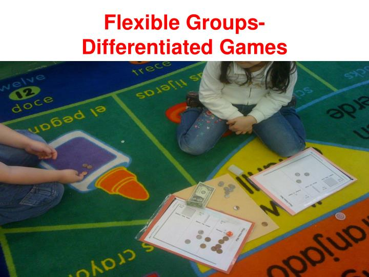 Flexible Groups-
