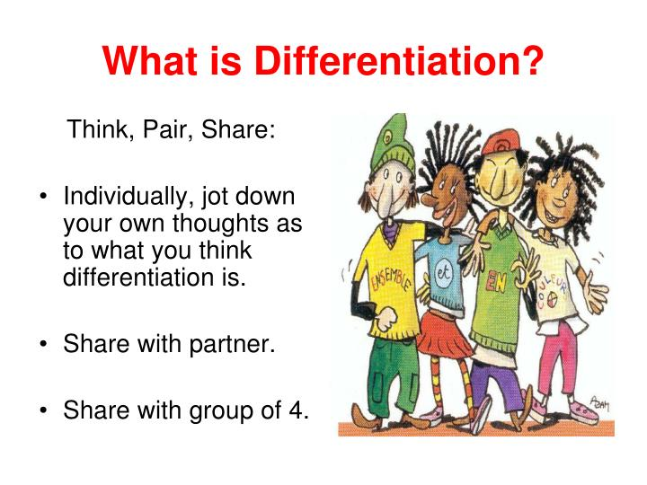 Think, Pair, Share: