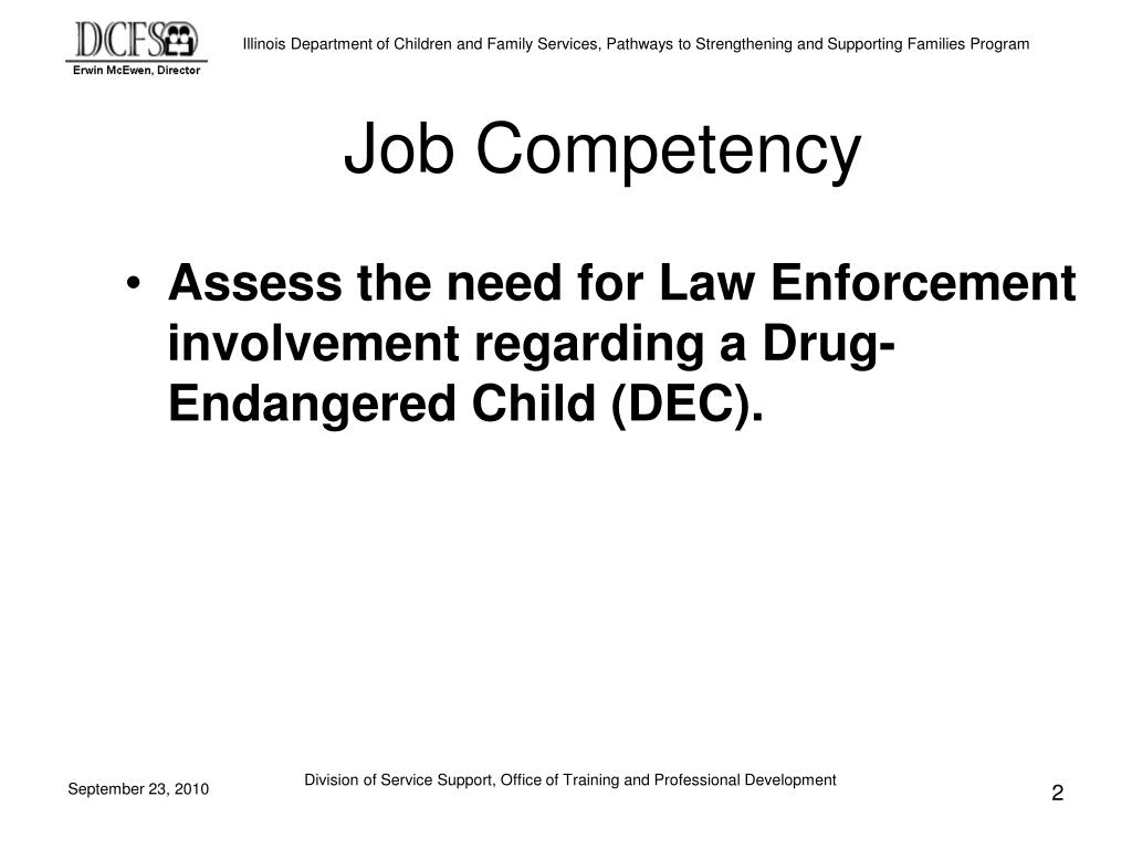 Job Competency