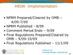 heoa implementation29