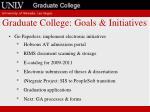 graduate college goals initiatives14