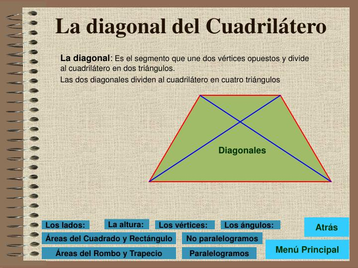 La diagonal