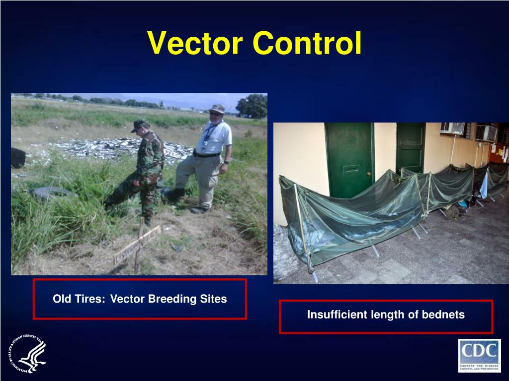 Vector Control