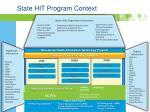 state hit program context