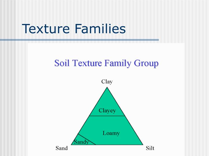 Texture Families