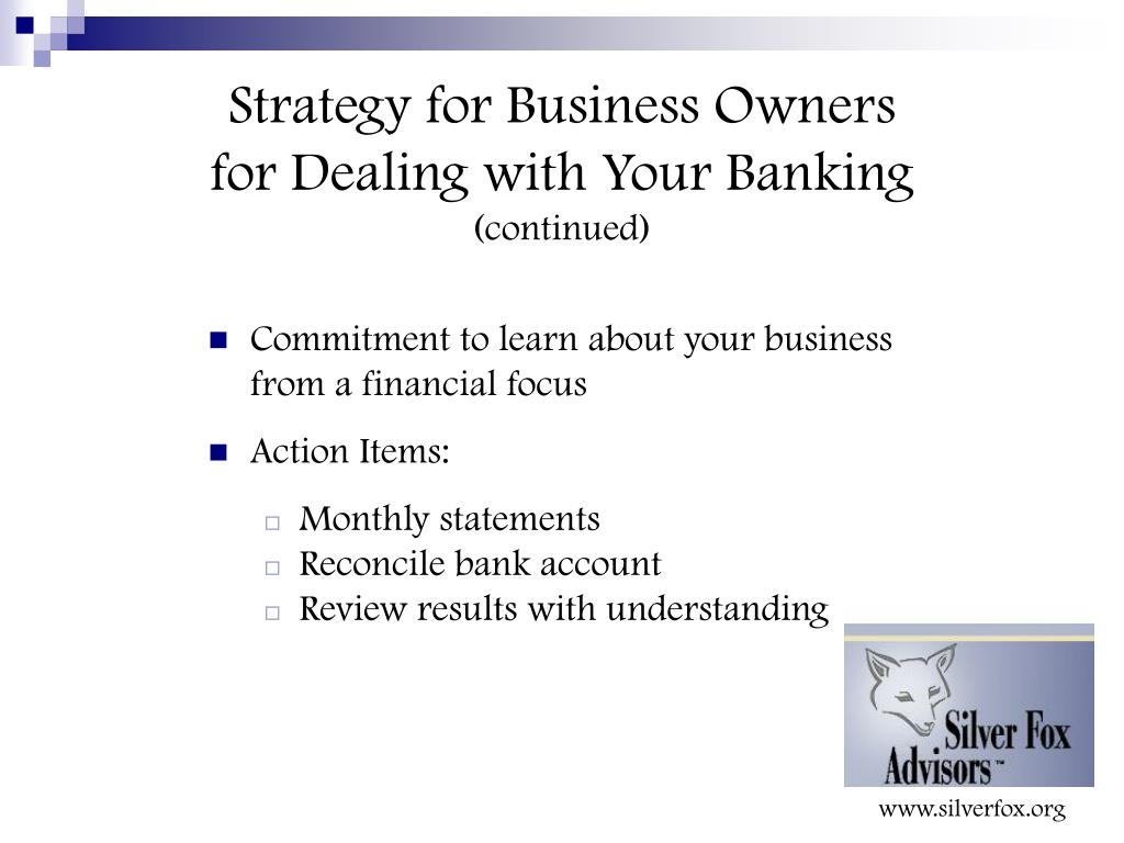 Strategy for Business Owners