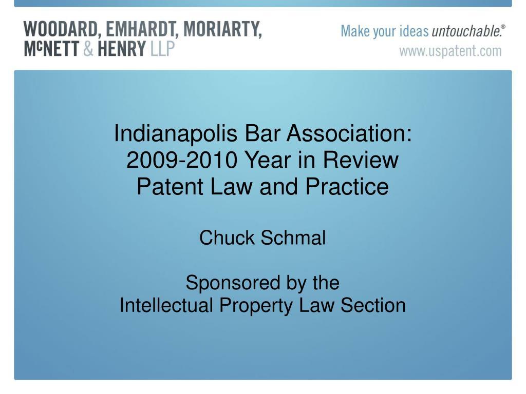 Indianapolis Bar Association: