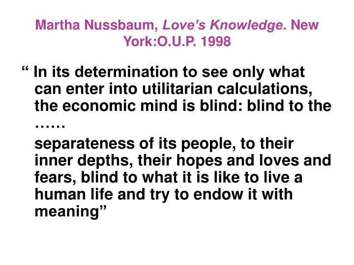 Martha Nussbaum,