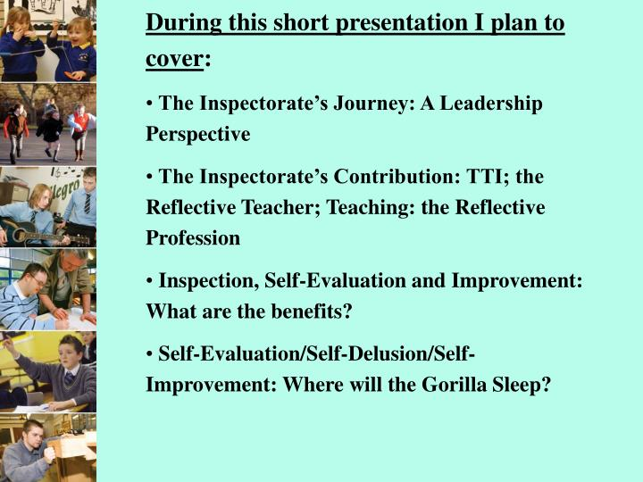 During this short presentation I plan to cover