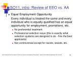 so11 intro review of eeo vs aa