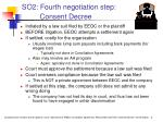 so2 fourth negotiation step consent decree