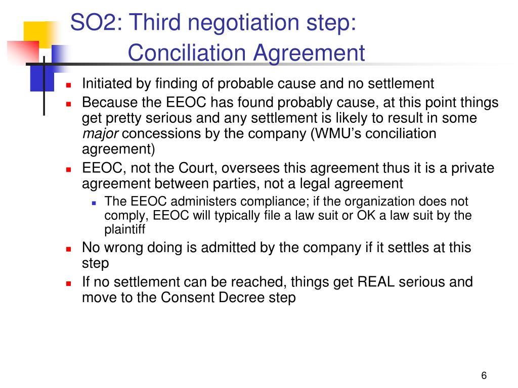 SO2: Third negotiation step: