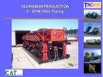 tacrom introduction 3 spm 1502 piping