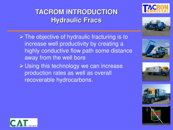 TACROM INTRODUCTION