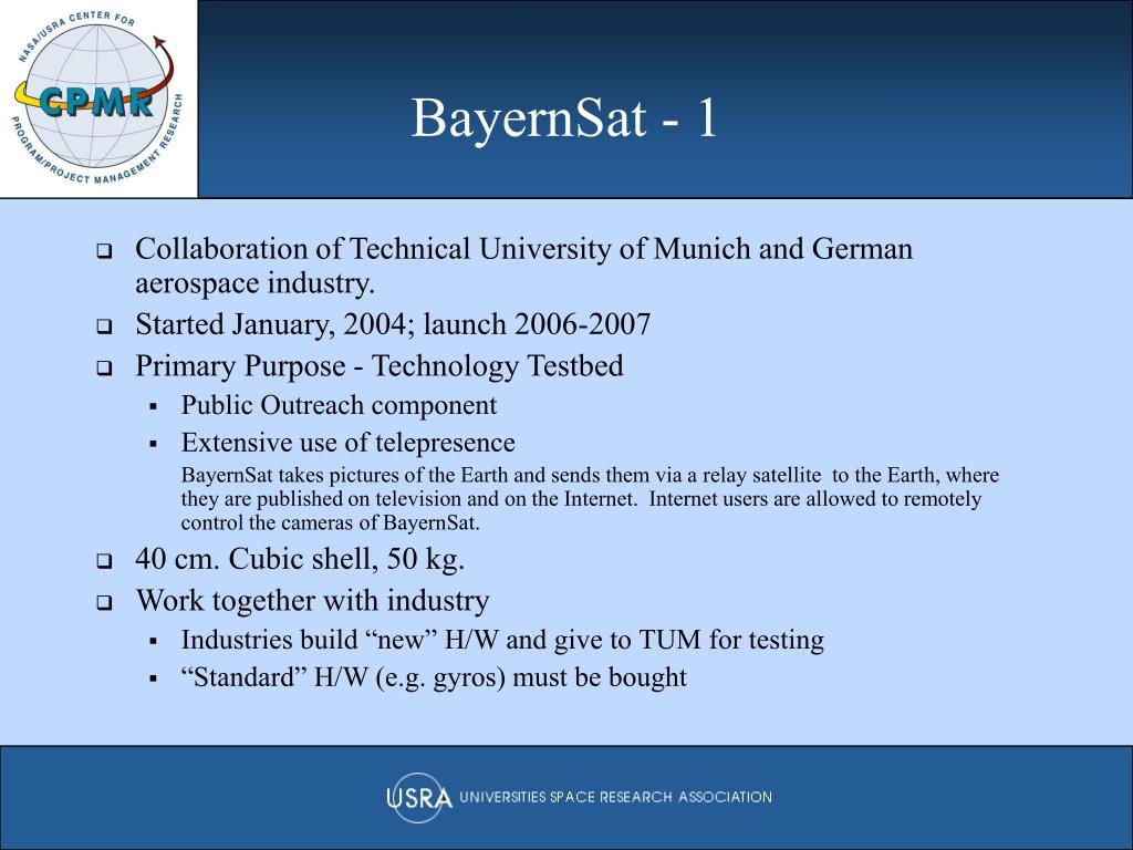 BayernSat - 1