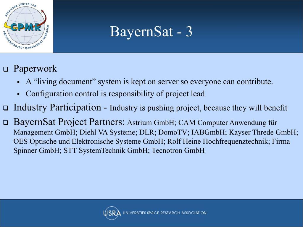 BayernSat - 3