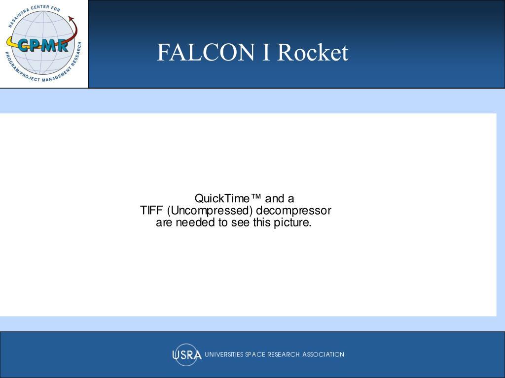 FALCON I Rocket