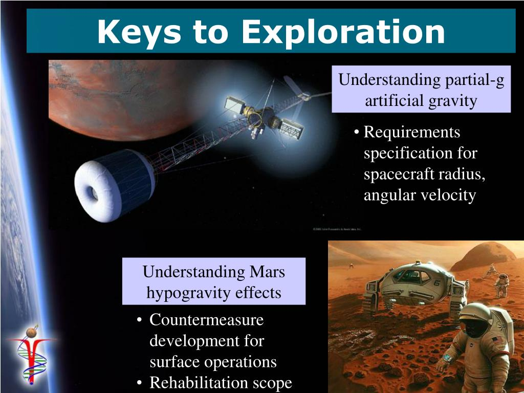 Keys to Exploration