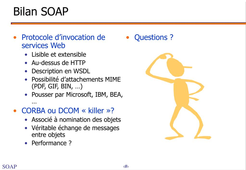 Protocole d'invocation de services Web